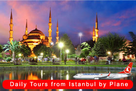 Daily Tours From Istanbul